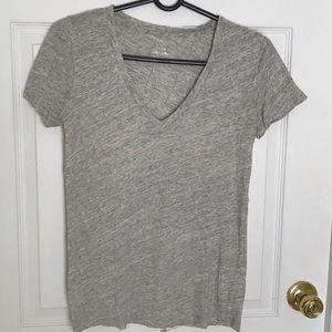 J. Crew grey vintage cotton tee shirt